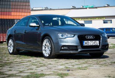 Audi A5 S